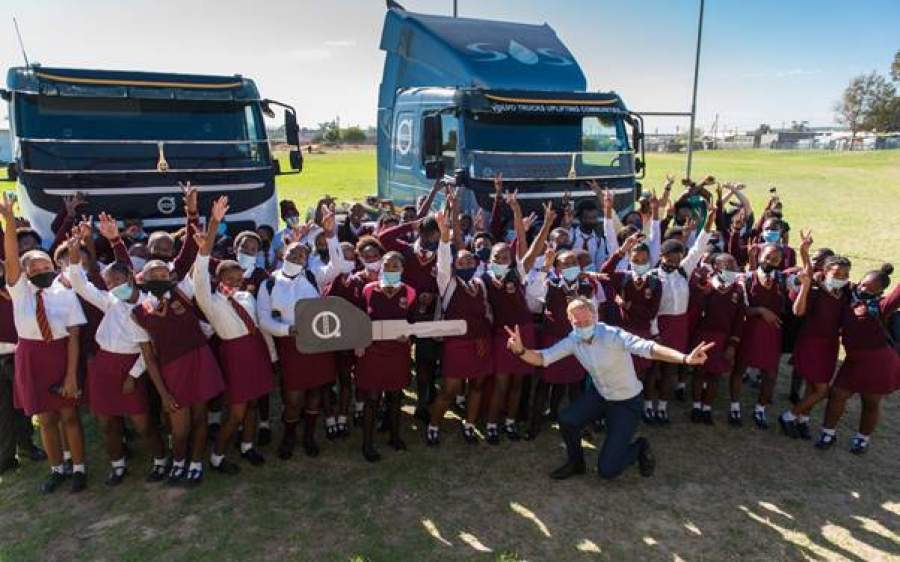 SOS NPO Connects Water and Community this World Water Day