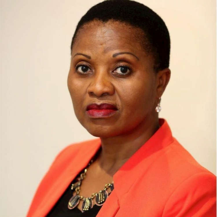 Akhona Group chairman Ms Noluthando Gosa led the black women consortium that acquired a majority stake in Borwa Steel Services.