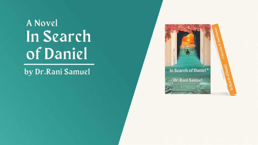 In Search of Daniel- Release of New Book