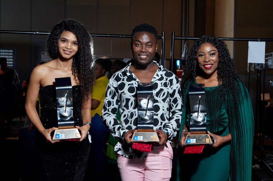Meet our 2019 Rising Star winners who participated in the 2019 DFF fashion mentorship programme: Bongie Funeka, Sizwe Mncube and Makhosazane Ntshangase, 2020 it could be you?