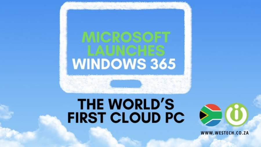 Microsoft Launches Windows 365 – The World's First Cloud PC