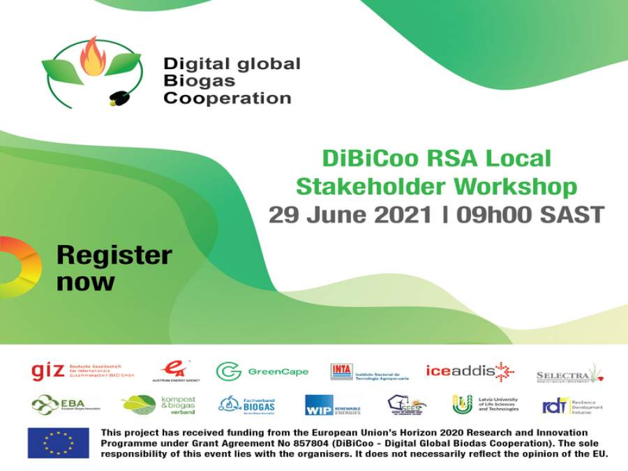 DiBiCoo project to assist African biogas sector growth