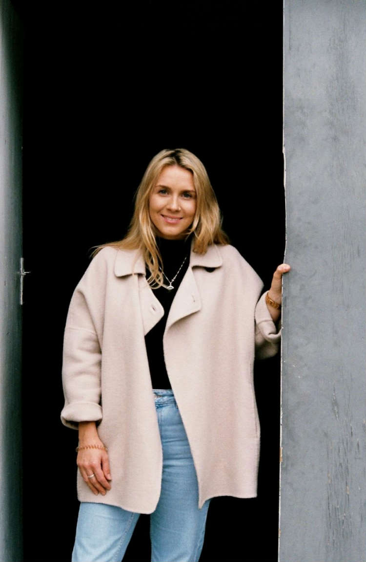 5 minutes with Colleen Murray Owner and creative director of Lily Label, a proudly South African, luxurious and sustainable swimsuit brand