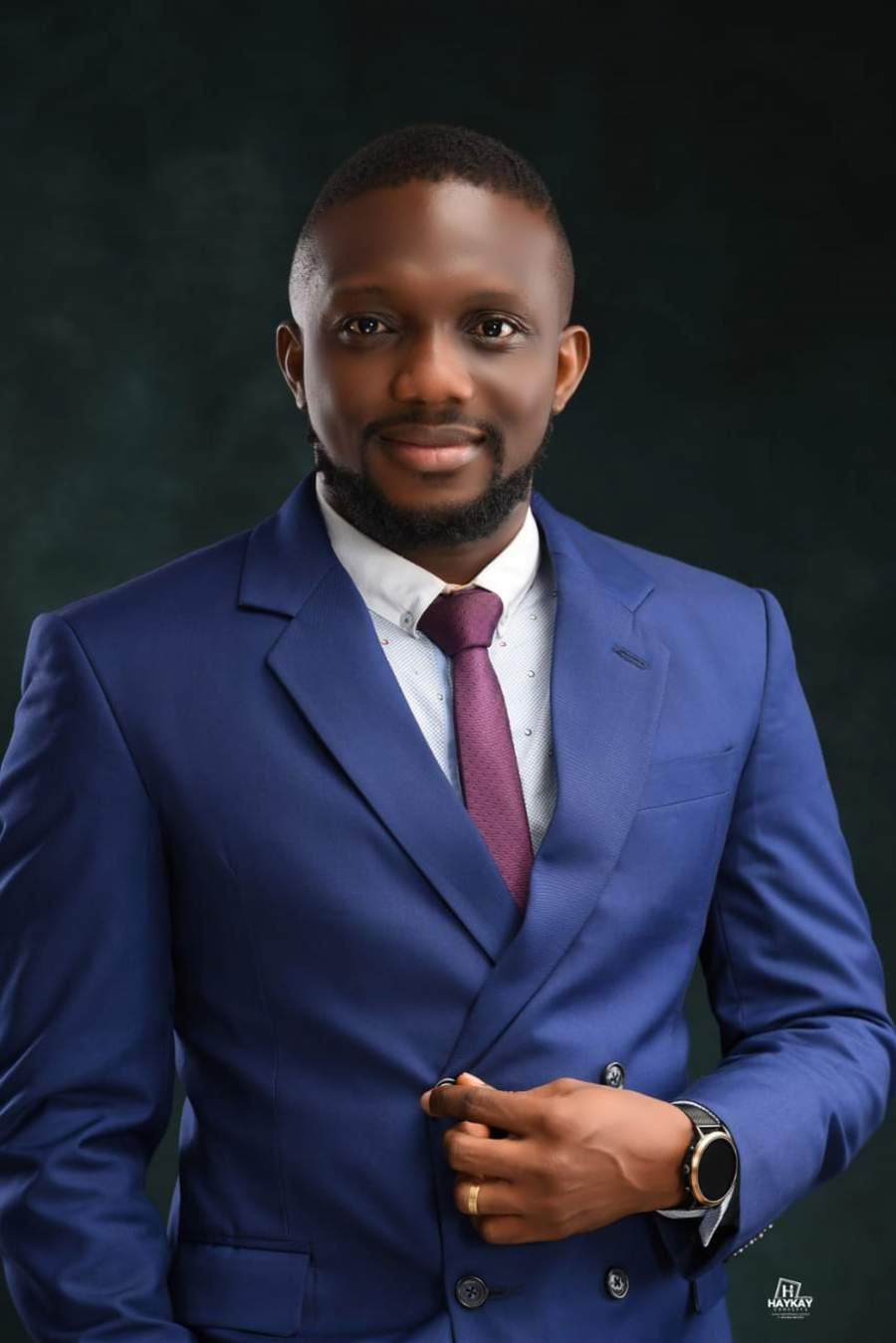 Tope Ijibadejo, Nigeria Region Manager for CMTrading