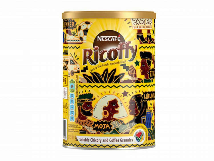 NESCAFÉ RICOFFY celebrates all things South African as the brand turns 50