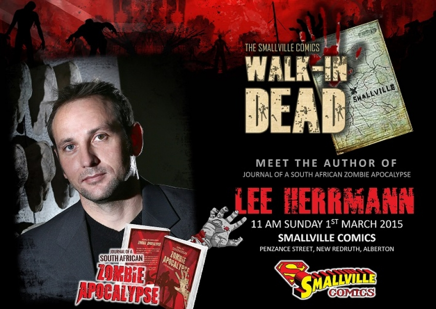Lee Herrmann in conjunction with Smallville Comics