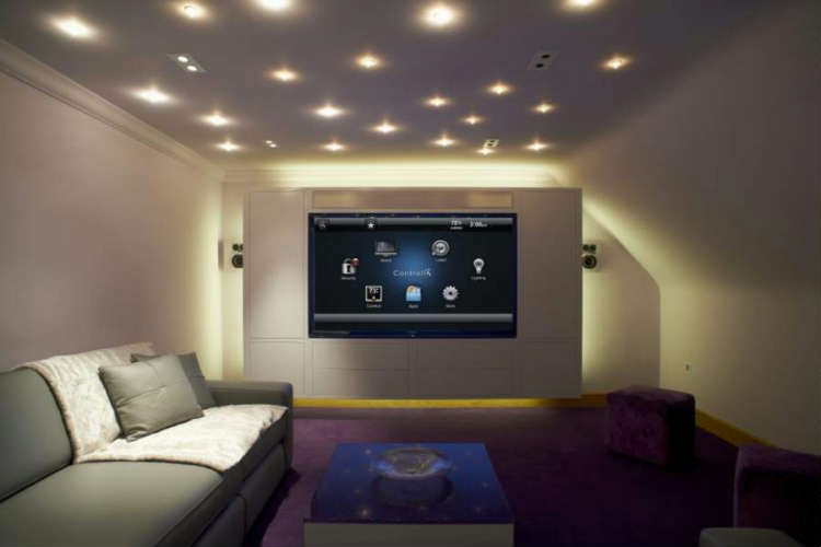 Securing your home with Control4