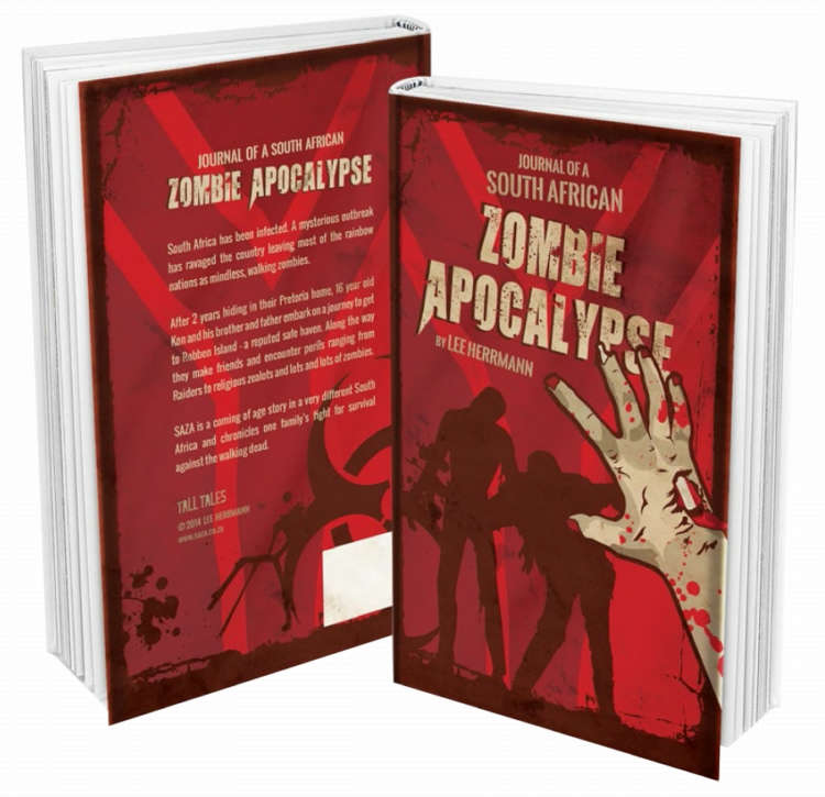 Journal of a South African Zombie Apocalypse  book cover