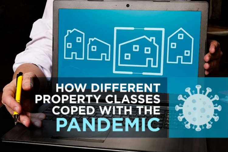 How different property classes coped with the pandemic