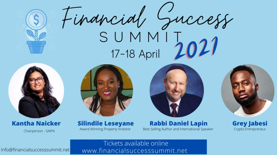 Some of the speaker at Financial Success Summit 2021