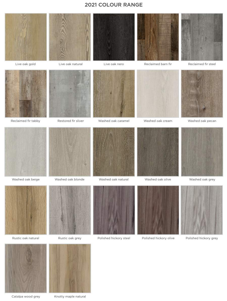 Tier flooring expands offering with cutting-edge finishes