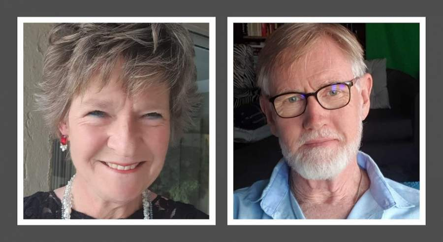 South African Hypnotherapists Yvonne Munshi and Thomas Budge