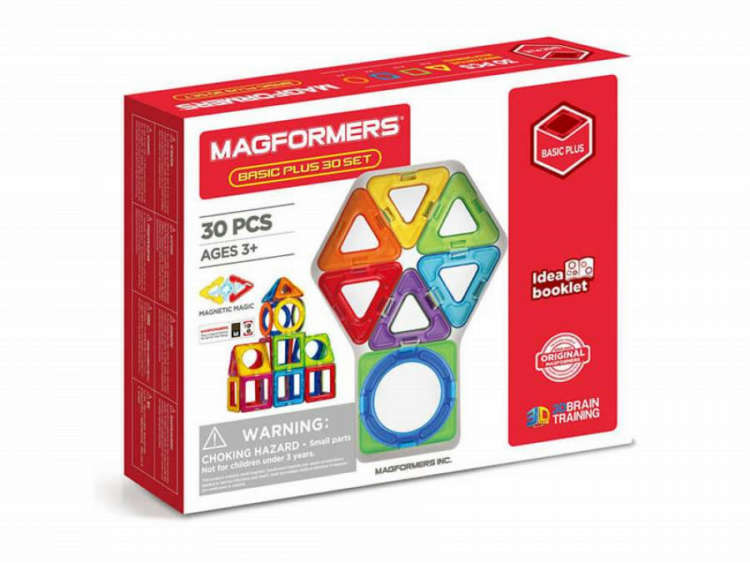 Magformers – the magnetic building toy for fun, educational play