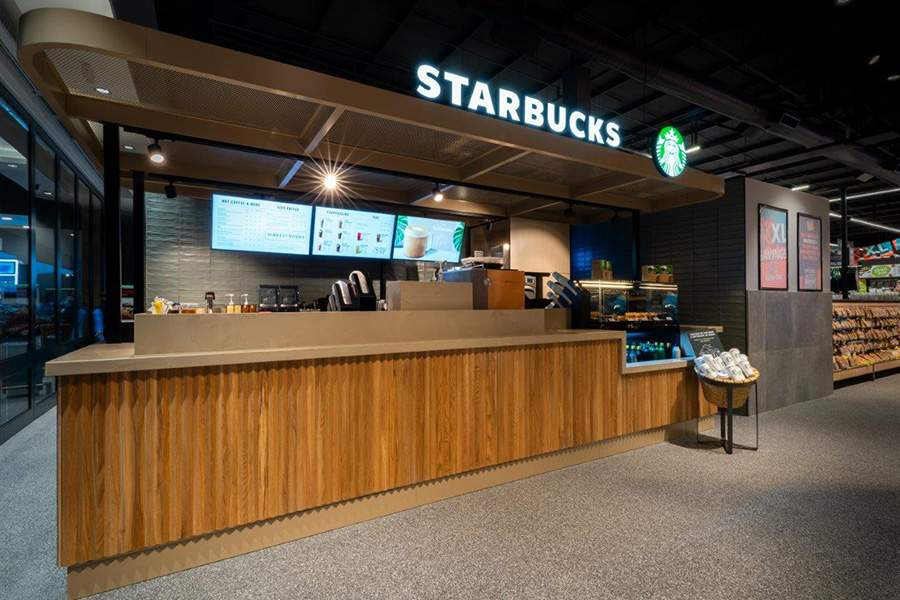 Starbucks opens at Checkers FreshX in Chartwell, Fourways
