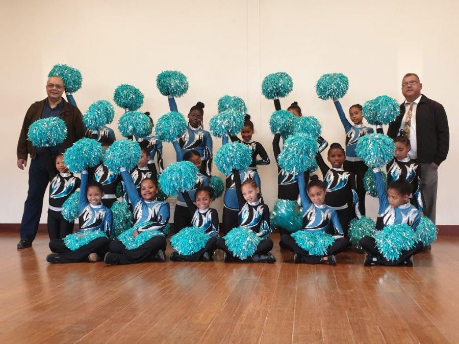 Engen kits out Sir Lowry's Pass Primary School's drummies