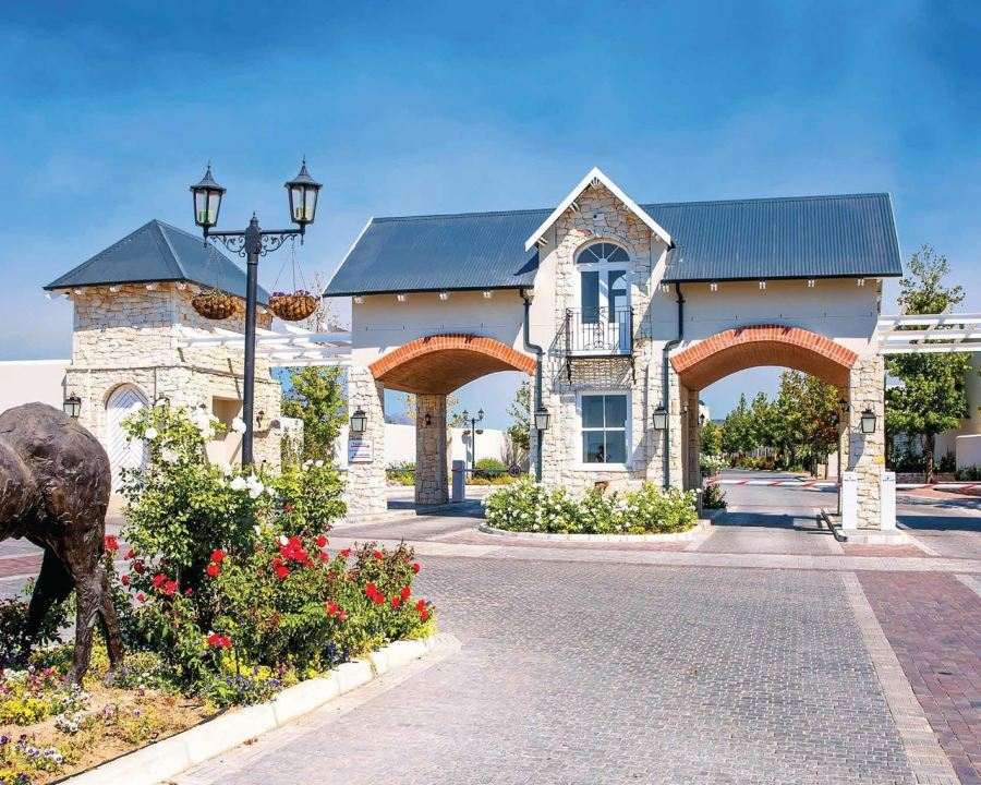 Cape Winelands village voted tops in SA