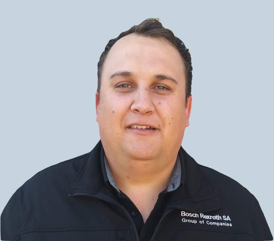 Cobus Nieuwoudt,  newly appointed Hytec Klerksdorp Branch Manager