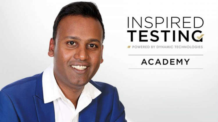Sastri Munsamy, Executive: technology and Innovation for Inspired Testing