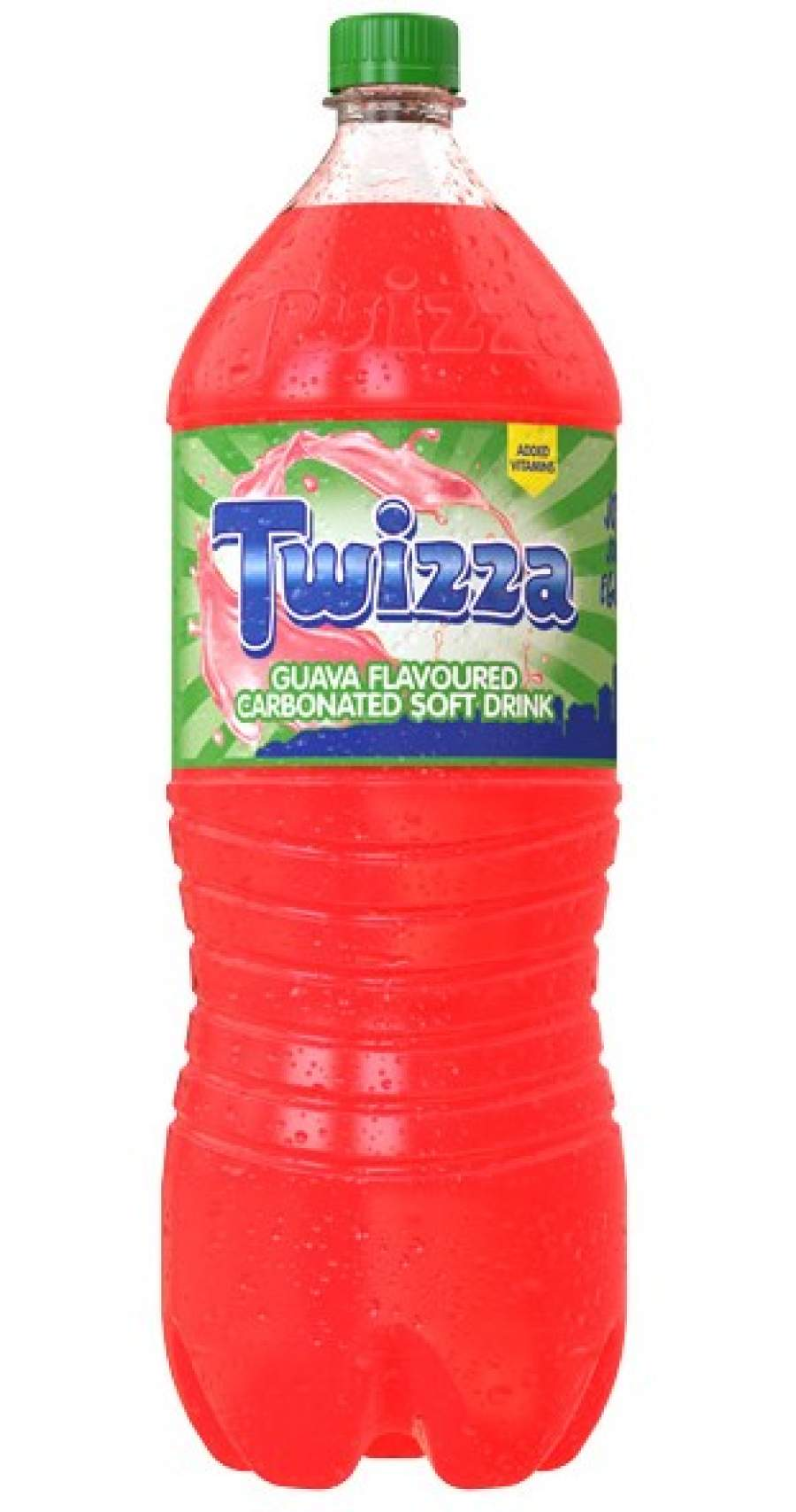 New Twizza Guava, available in store now