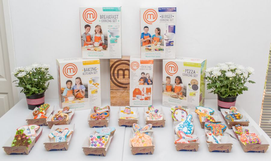 Prima Toys take part in Spur Secret Tribe Chief Cook Event