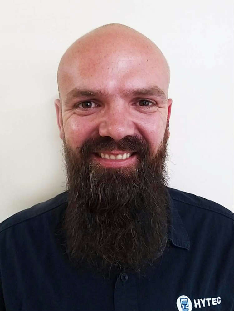 Werner Voigt has been appointed to the position of System Sales Manager for Hytec South Africa.