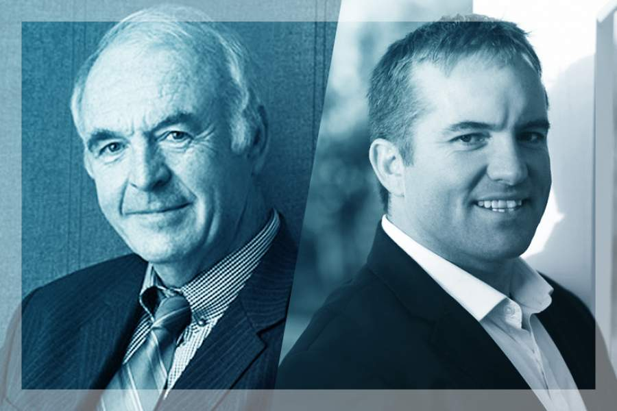 Learn how to navigate chaotic terrain like an investment pro with Clem Sunter and Scott Picken