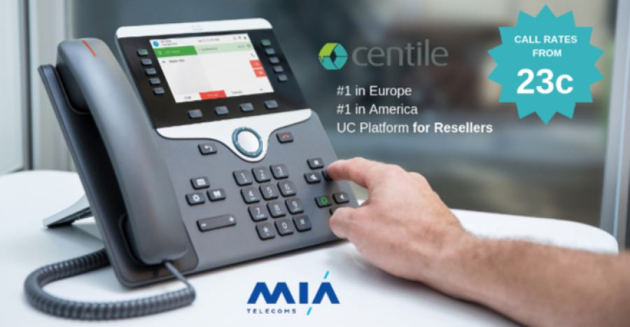Europe and USA's leading wholesale Cloud UC Platform now available from MIA Telecoms