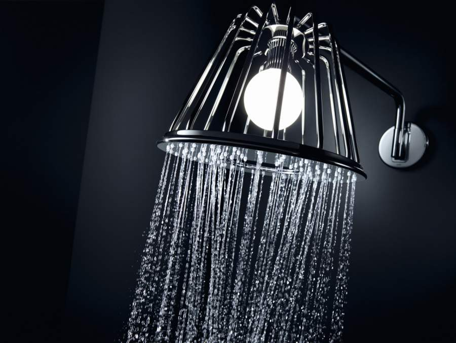 Immerse yourself in luxury - AXOR Showerhead