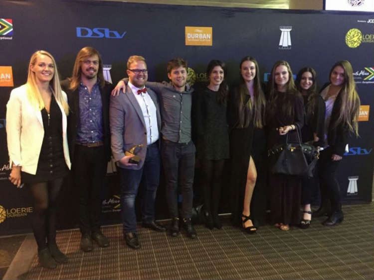 AAA School of Advertising Dominates Student Category at Loeries 2017