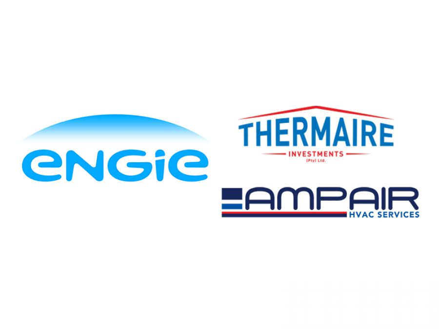 A major step in developing energy services in Southern Africa: ENGIE acquires Thermaire Investments and Ampair, two key players in HVAC services