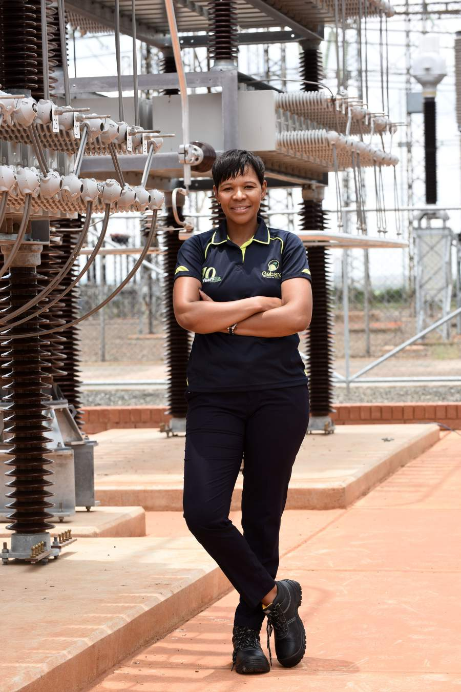 Lionesses of Africa - Pumza Ndlotyeni, CEO of black-woman-owned Gebane Engineering Services (GES)