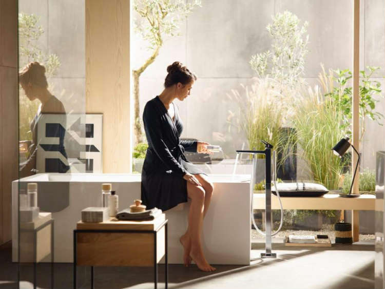 Building your dream bathroom? hansgrohe and AXOR offer a few pointers