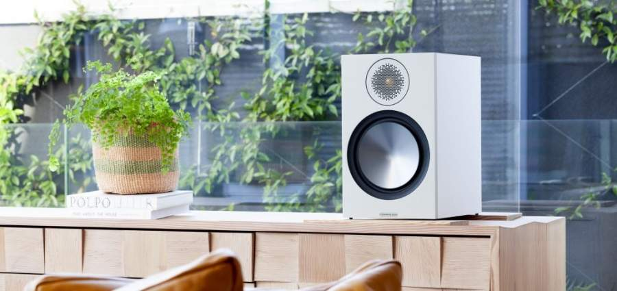 Meet the NEW Bronze 100 Speakers from Monitor Audio