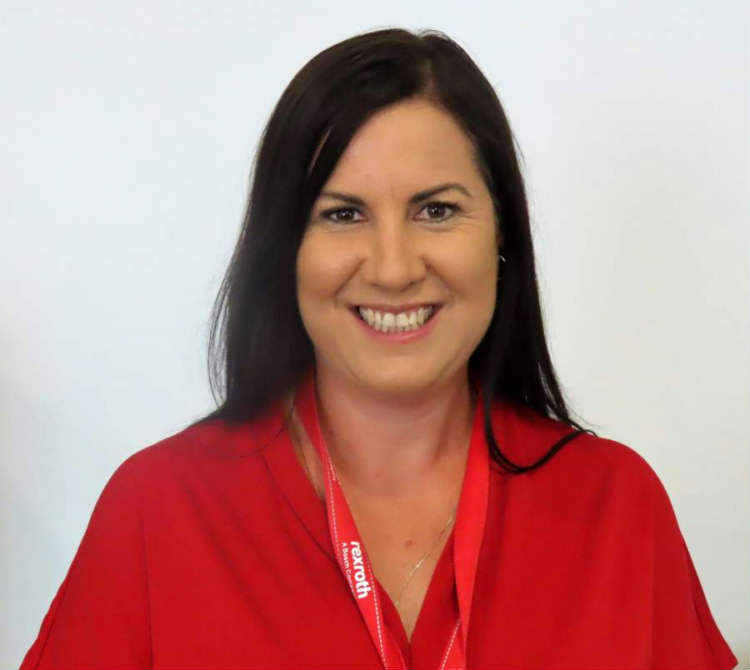 Recently appointed Bosch Rexroth South Africa Group Business                          Intelligence Manager, Dianne Seymour