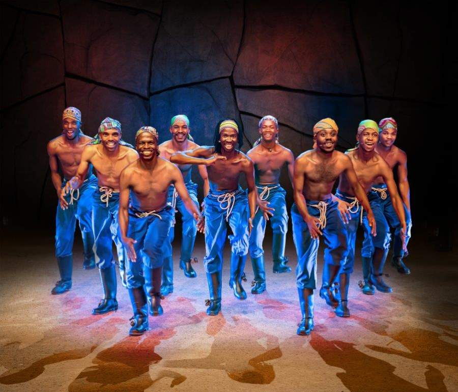 'Rhythms - The Gumboots Show' sets the stage for re-opening of Gold Reef City's Lyric Theatre