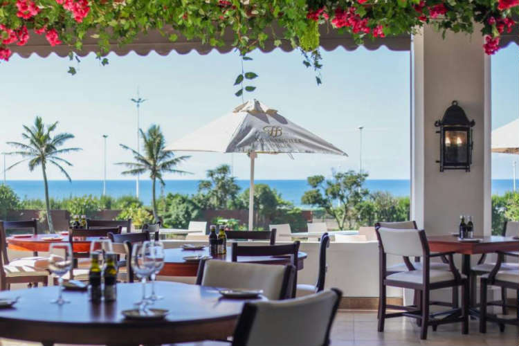 Views are undeniable at Grimaldi's @ the DCC