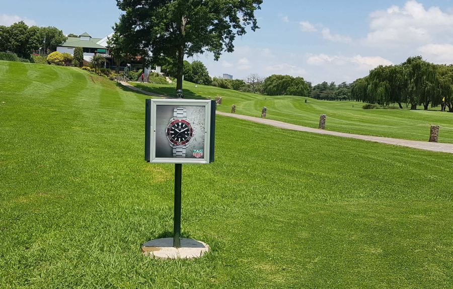 Golf Ads™ launches Tag Heuer's Connected 45