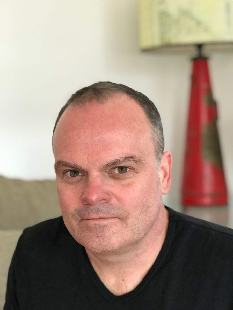 Kevin McCallum, award-winning sports writer who has launched AllOverTheBarShouting.com