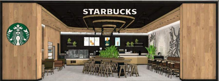 Starbucks – bucking the 2020 trend with eight store openings in four weeks