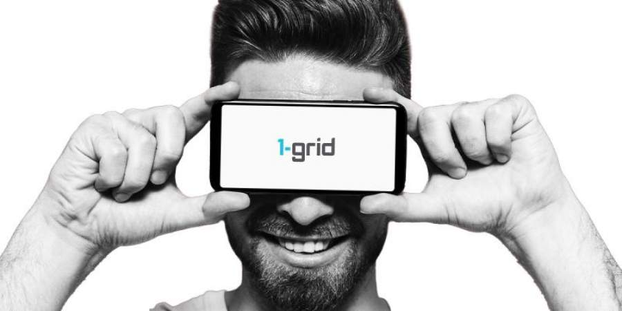1-grid launches mobile app with success
