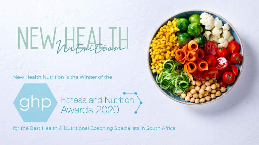 GHP Fitness and Nutrition Awards 2020 - For the Best Health & Nutritional Coaching Specialists in South Africa