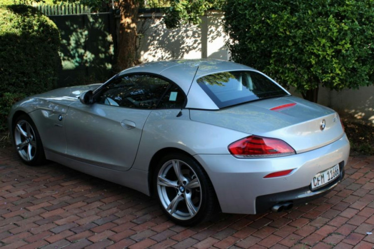 CM Trading is running an unprecedented campaign that allows all business referrers who introduce new clients to the world of online trading the chance to win a stunning BMW Z4!