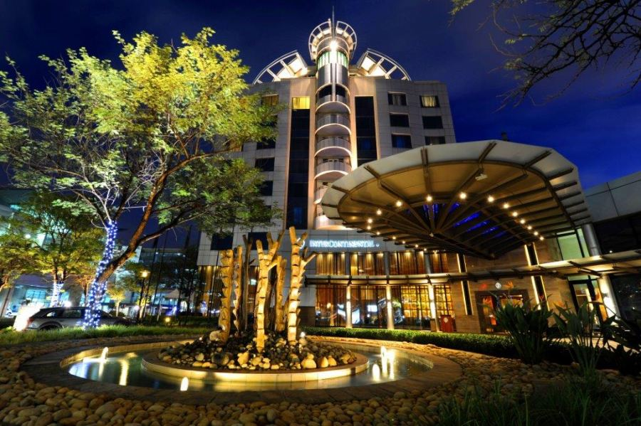 IntercontinentalL Johannesburg O.R. Tambo Airport Hotel joins the Esteemed Hotels.com loved by Guests Hall of Fame