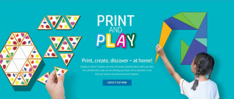 HP Print and Play South Africa