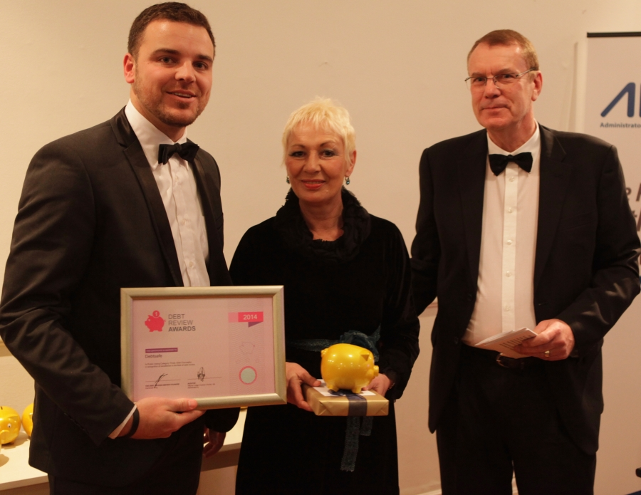 Debt Counsellors are recognised at the annual Debt Review Awards