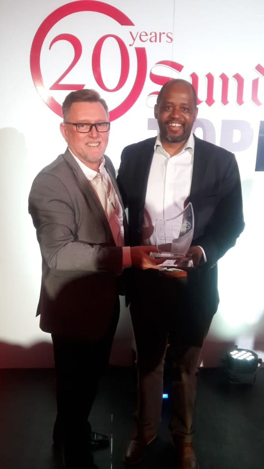 Thank you SA! Engen retains its Number One status