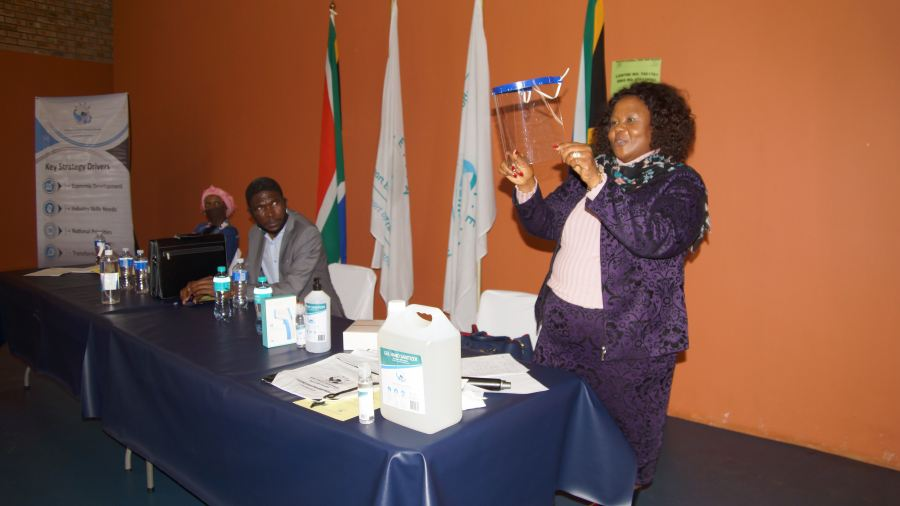 TETA Adopted Schools in KZN to Get COVID-19 PPE and Tablets