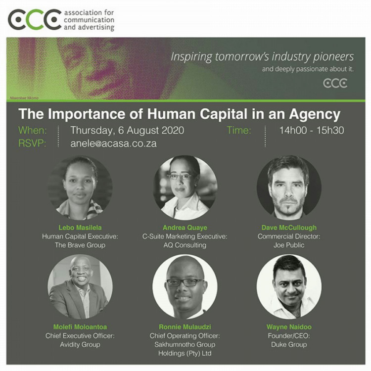 ACA launches webinar series on critical role of human capital