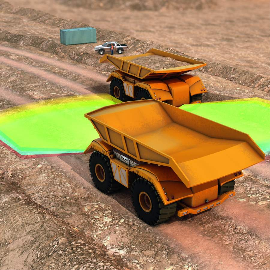 SICK's Berm Monitoring System is truck-mounted to ensure a simple,                          reliable solution that ensures bunds remain as effective critical controls in                          open pit mining.
