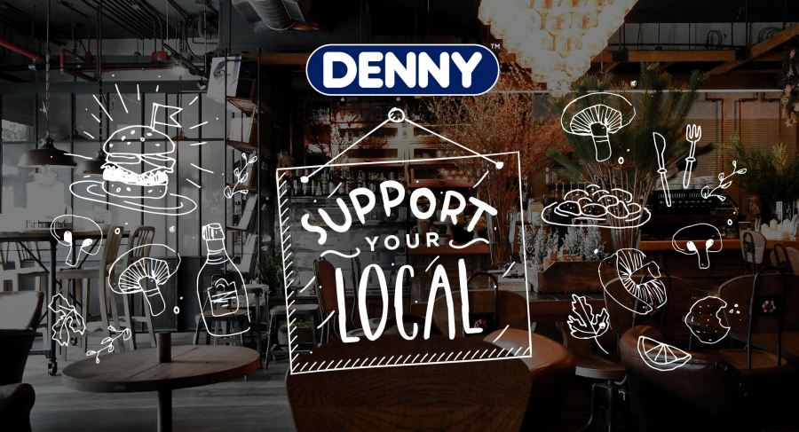 Denny's social responsibility Adds Goodness